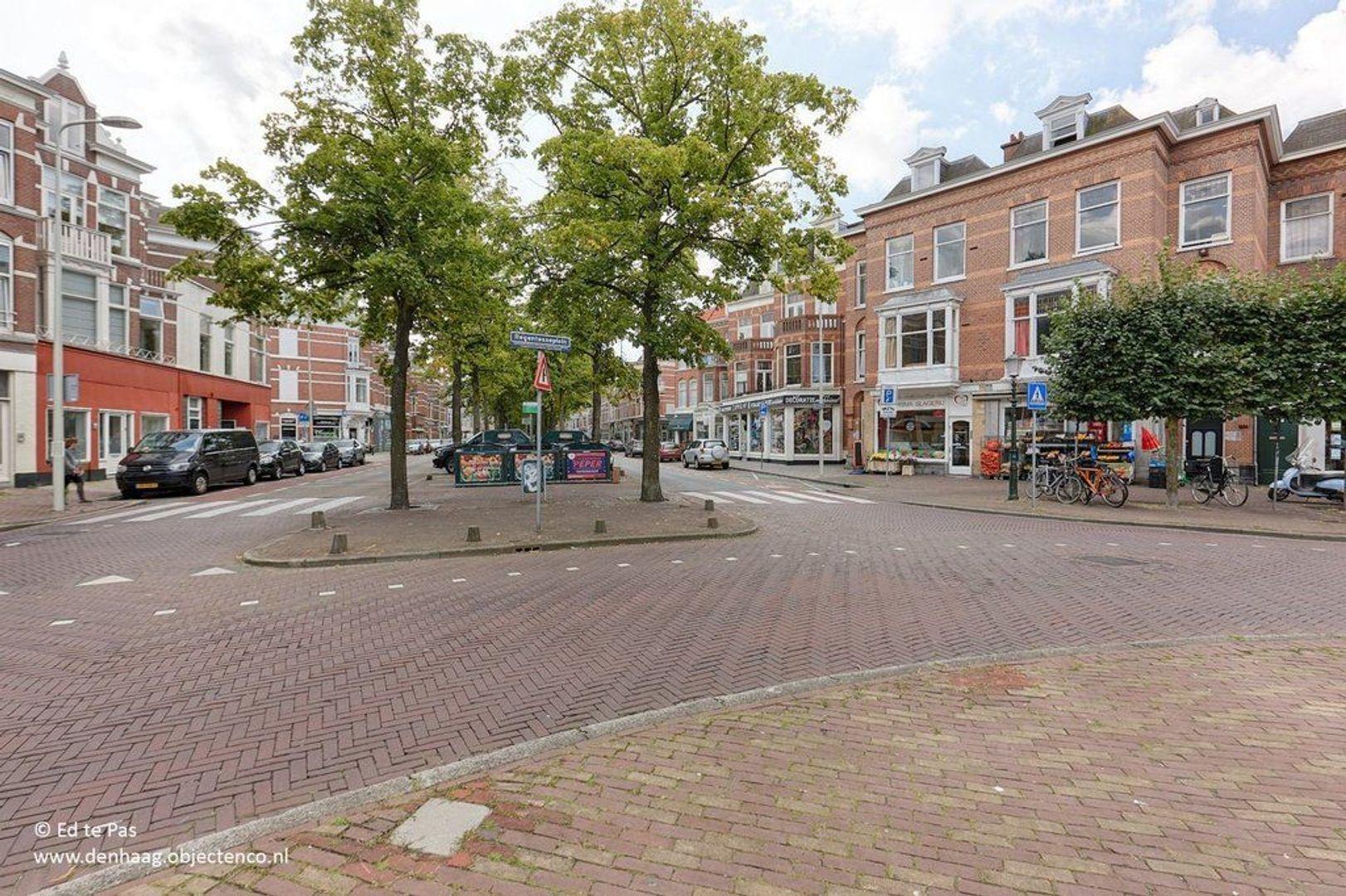 Kepplerstraat, Den Haag foto-20 blur