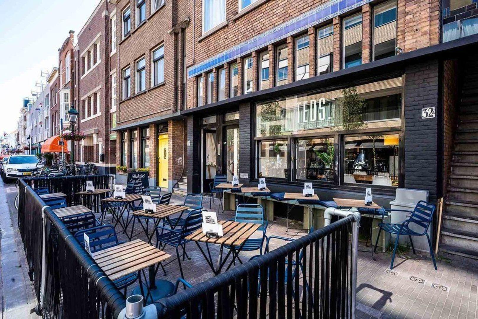 Frederikstraat, Den Haag foto-25 blur