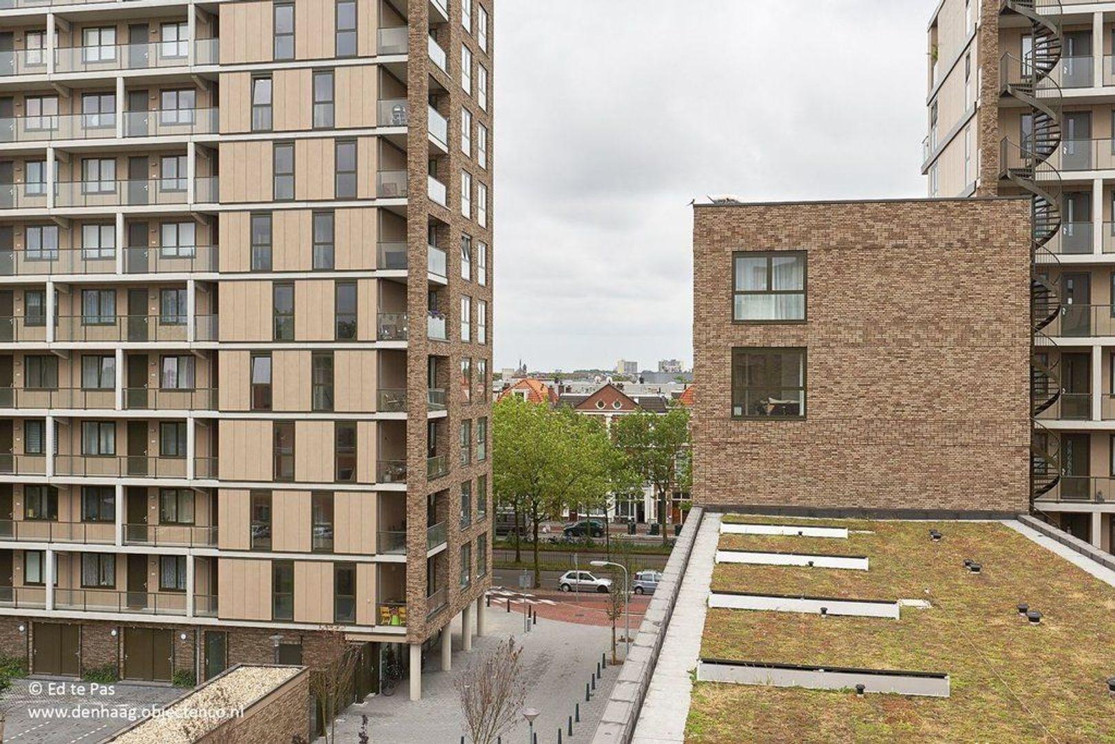 Zamenhofstraat, Den Haag foto-21 blur