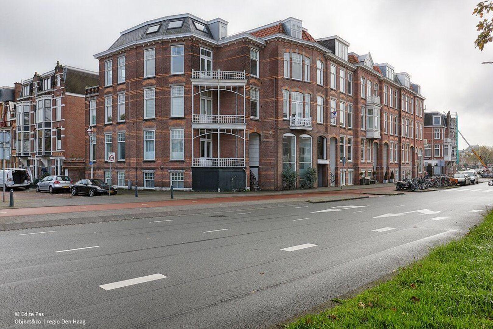 Groot Hertoginnelaan, Den Haag foto-30 blur