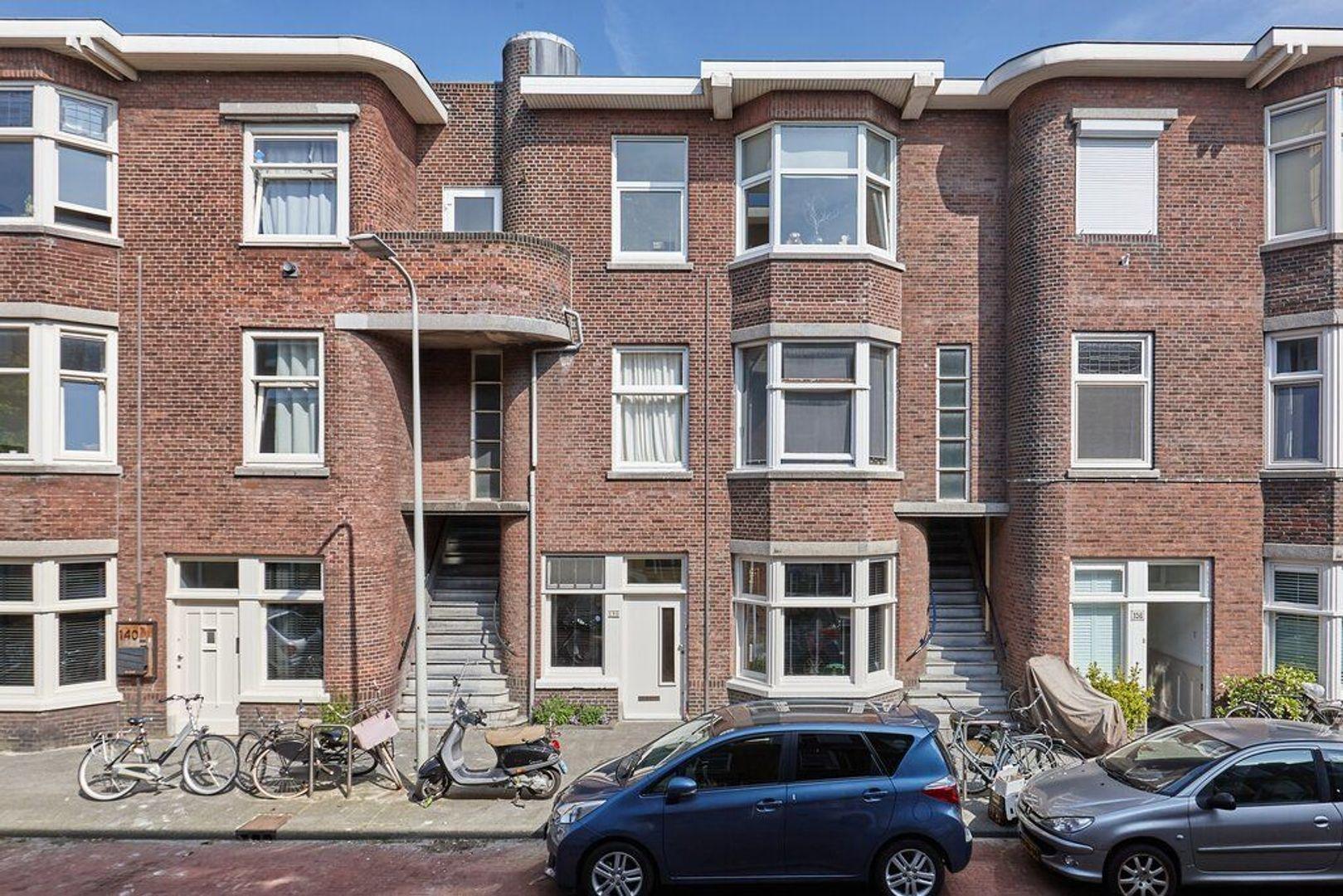 Usselincxstraat, Den Haag foto-28 blur