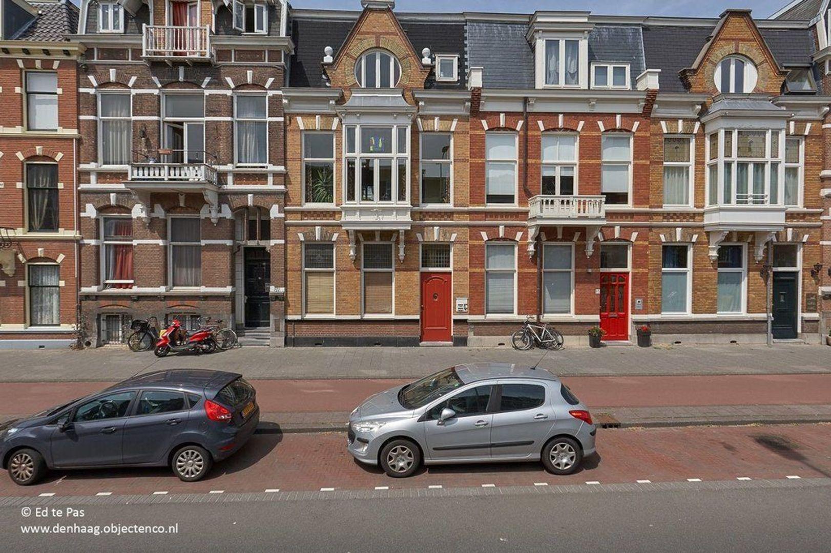 Groot Hertoginnelaan, Den Haag foto-2 blur