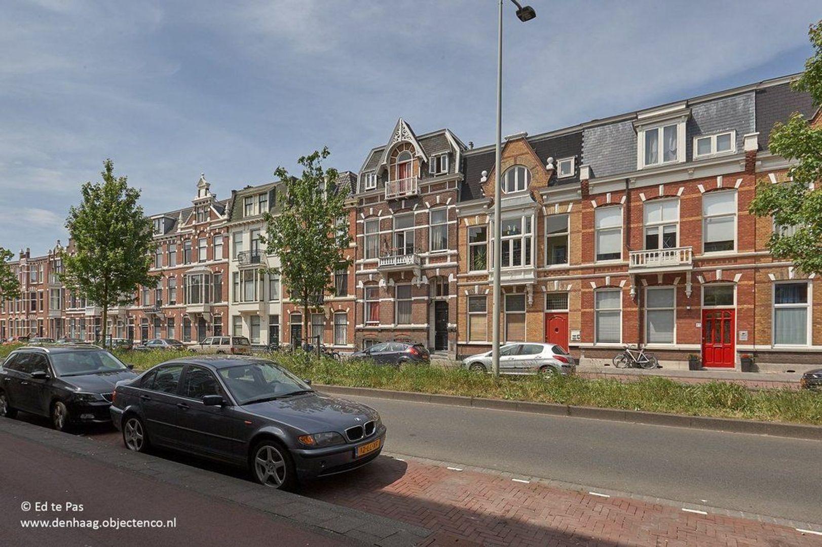 Groot Hertoginnelaan, Den Haag foto-21 blur