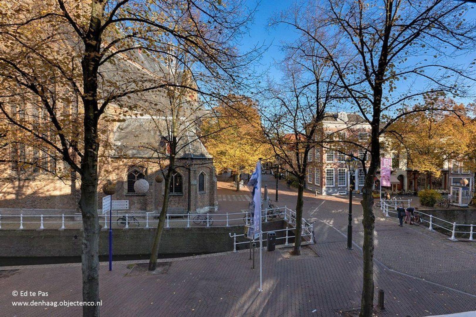 Oude Delft, Delft foto-8 blur