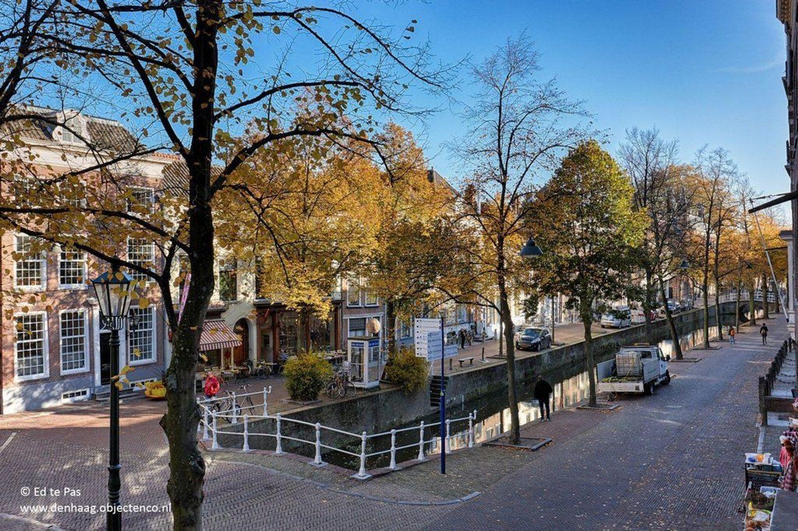Oude Delft, Delft foto-9 blur
