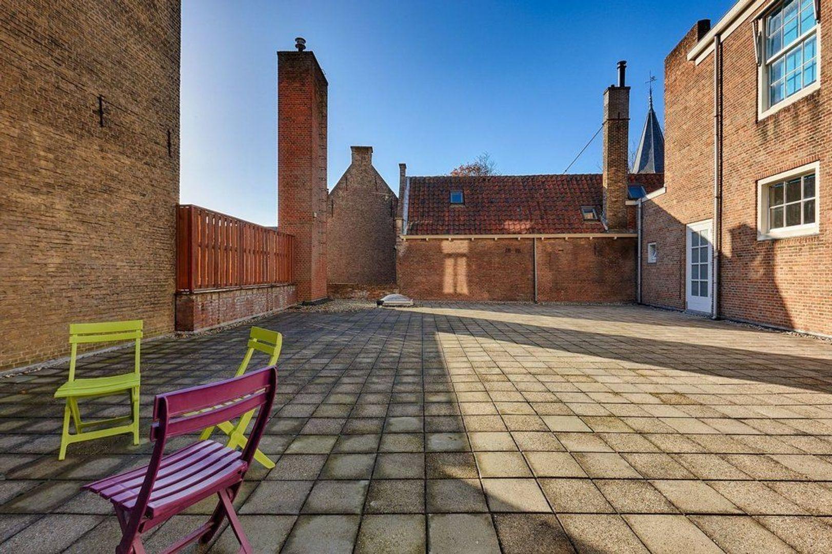 Oude Delft, Delft foto-14 blur