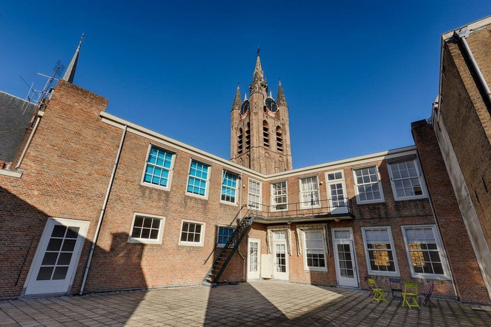 Oude Delft, Delft foto-15 blur