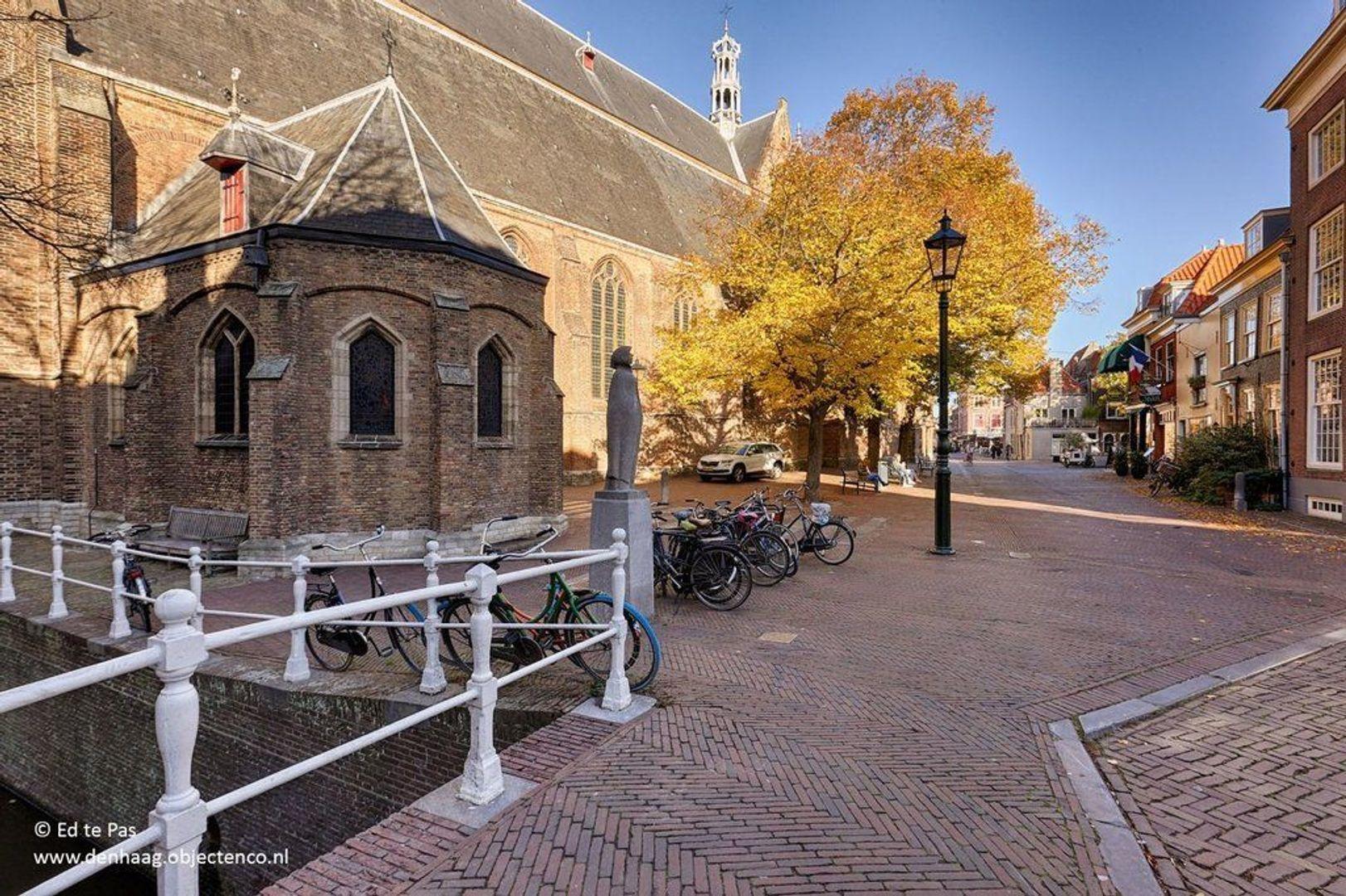 Oude Delft, Delft foto-32 blur