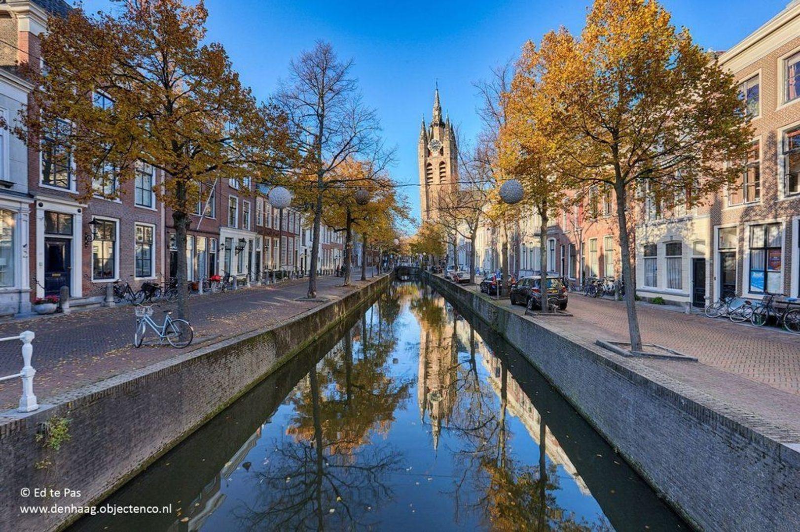 Oude Delft, Delft foto-37 blur