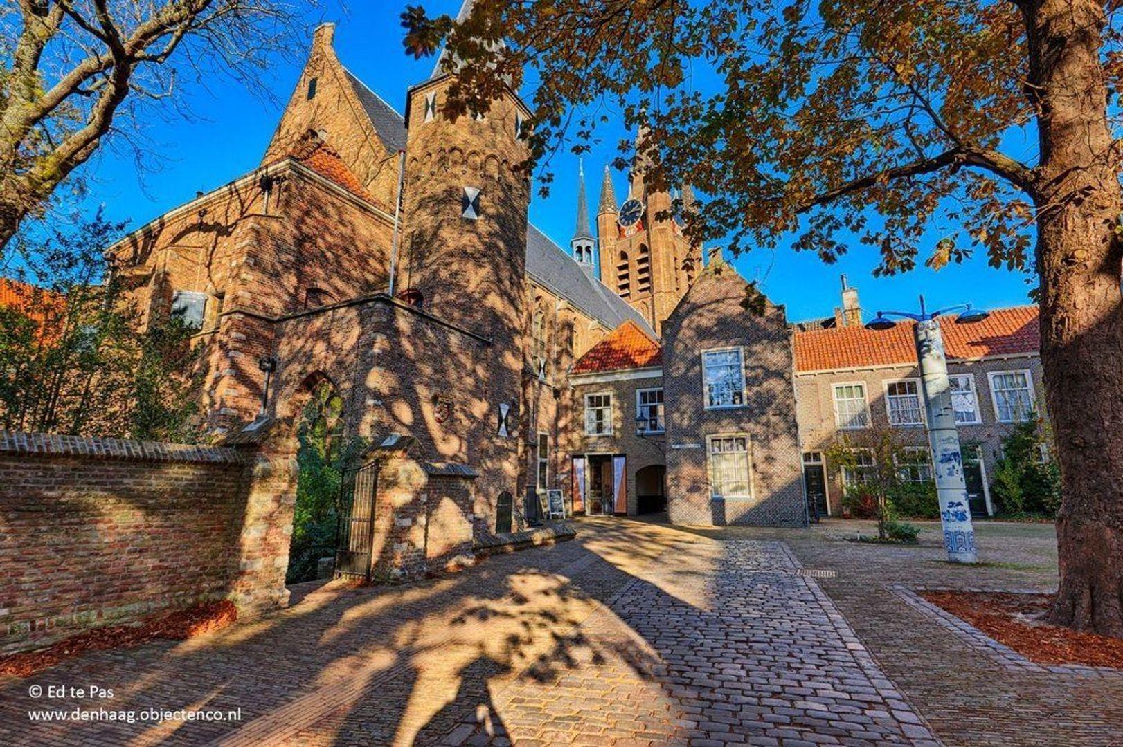 Oude Delft, Delft foto-35 blur