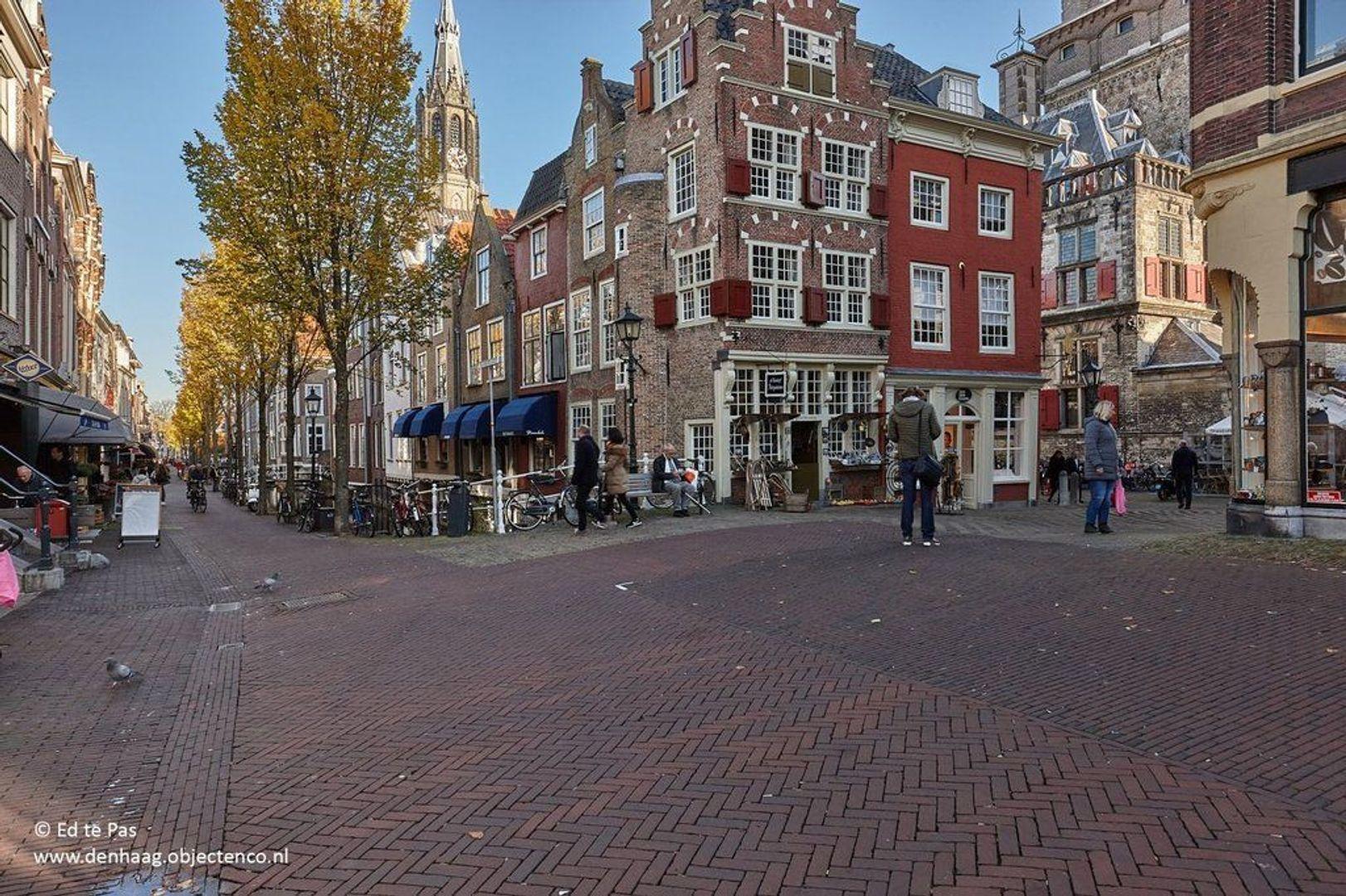 Oude Delft, Delft foto-36 blur