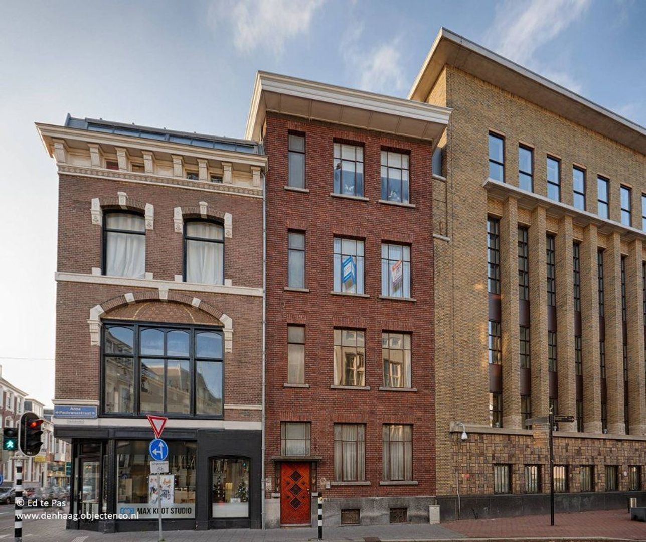 Anna Paulownastraat, Den Haag foto-21 blur