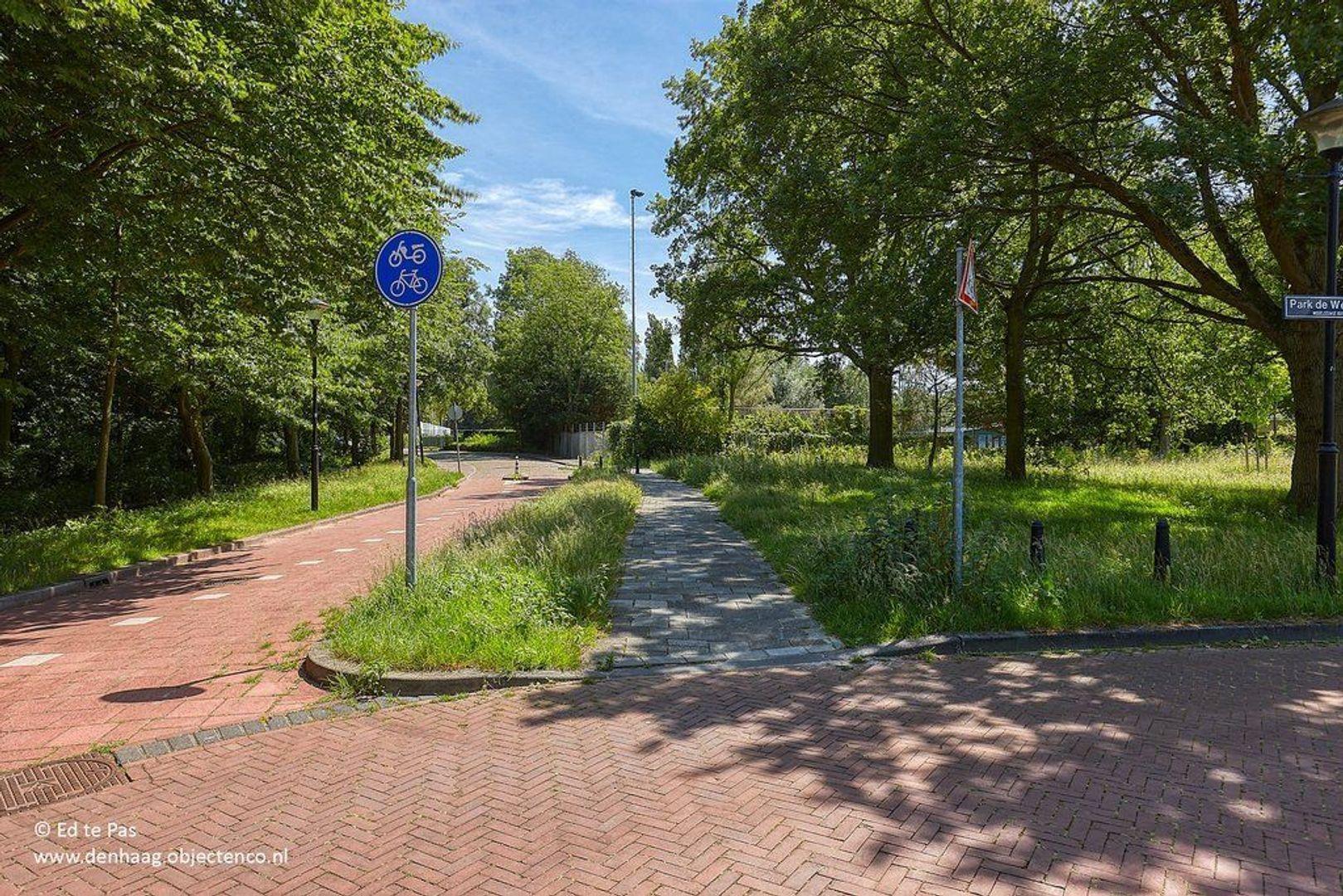 Park de Wervelaan, Rijswijk foto-30 blur