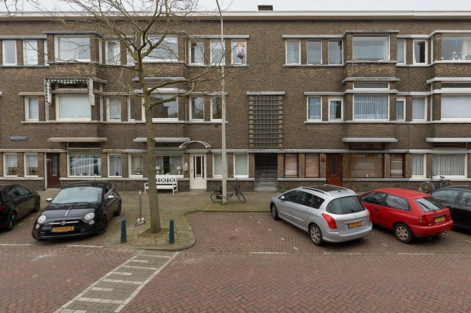 Van Heutszstraat, Den Haag foto-26 blur
