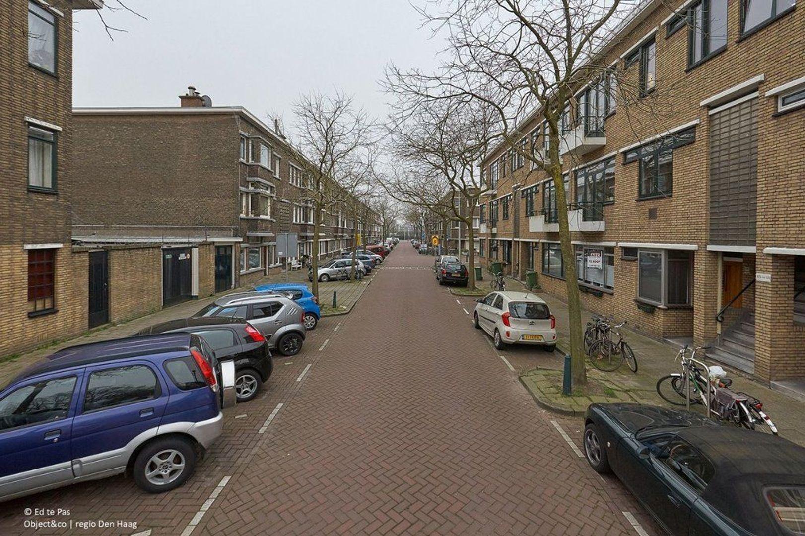 Van Heutszstraat, Den Haag foto-24 blur