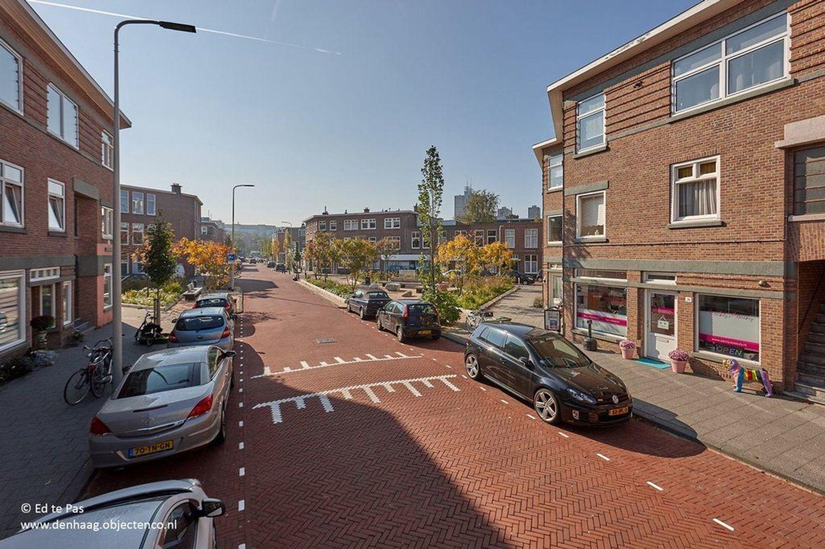 Stuyvesantstraat, Den Haag foto-18 blur