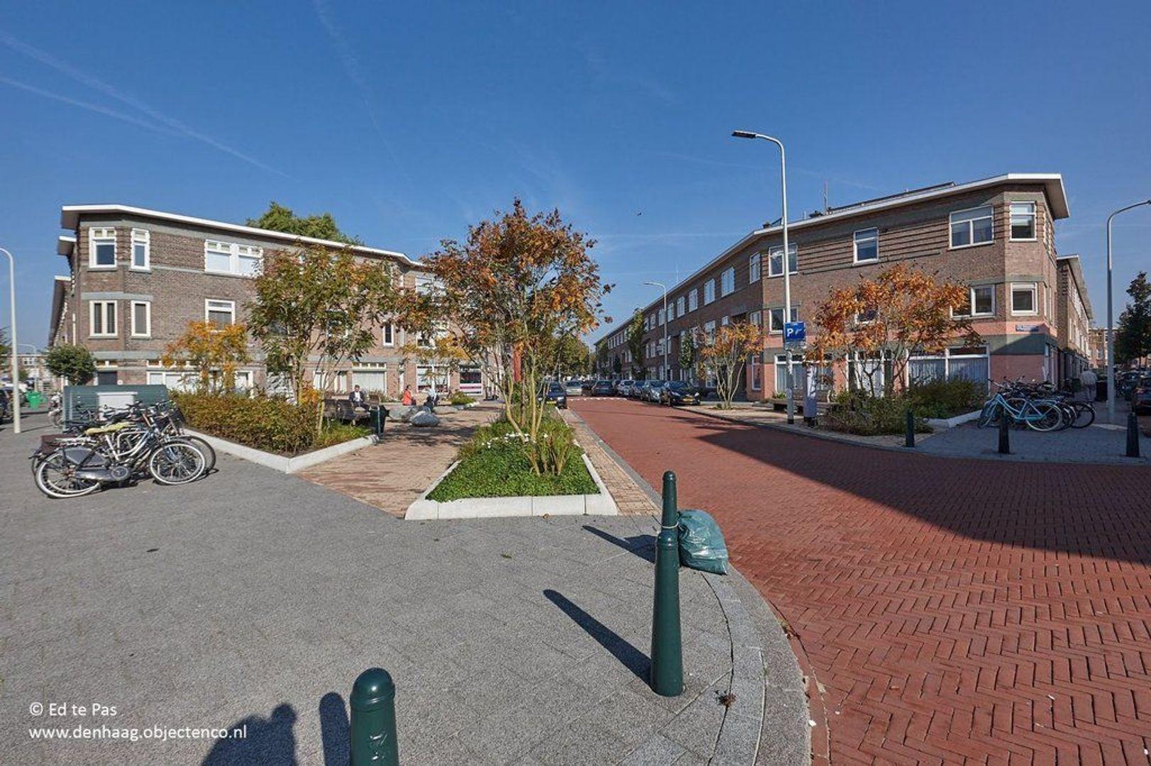 Stuyvesantstraat, Den Haag foto-19 blur