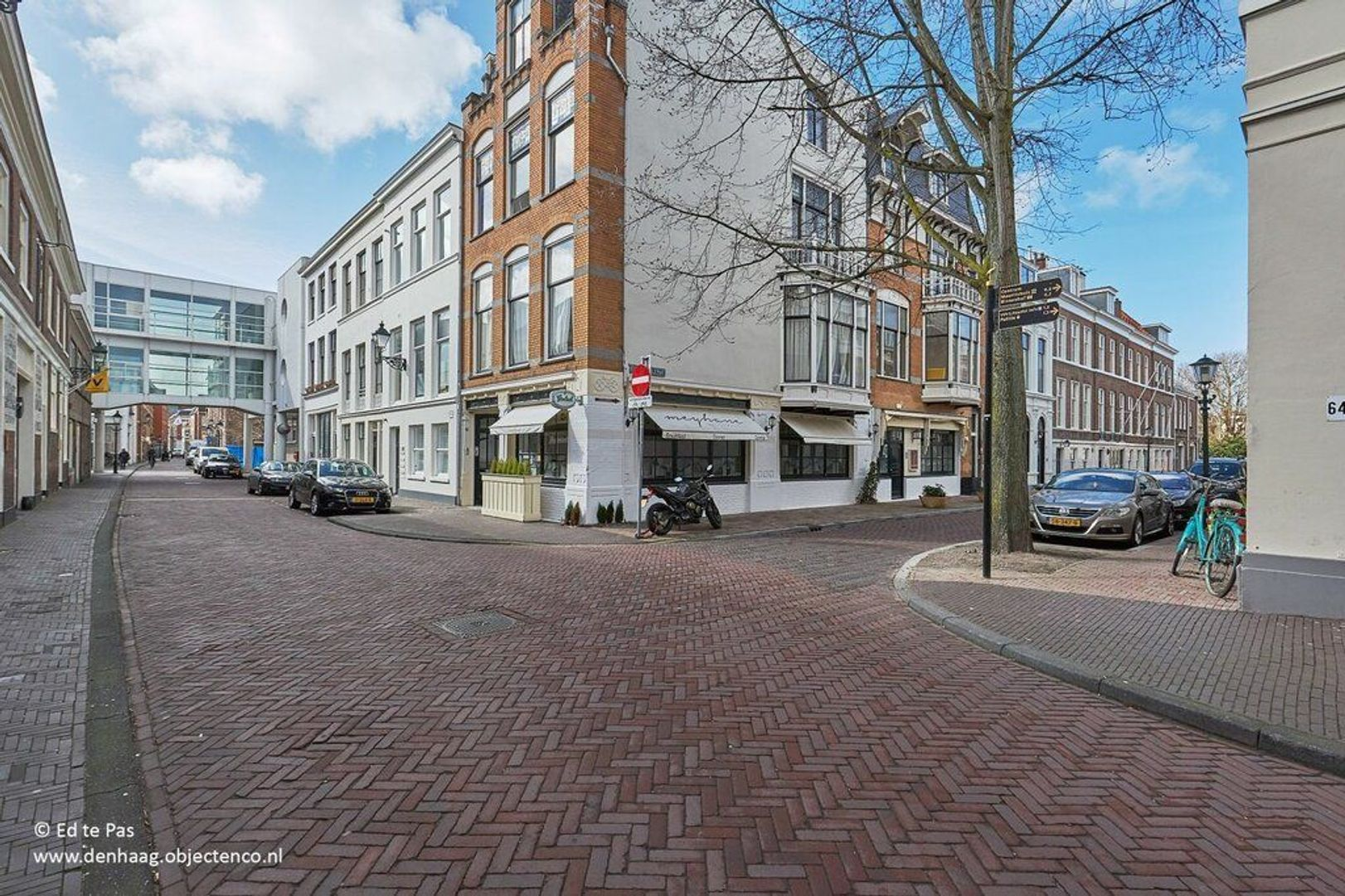 Kazernestraat, Den Haag foto-27 blur