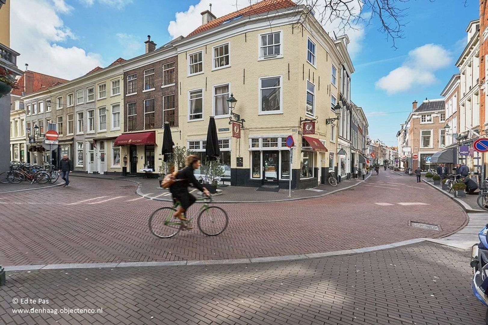 Kazernestraat, Den Haag foto-28 blur