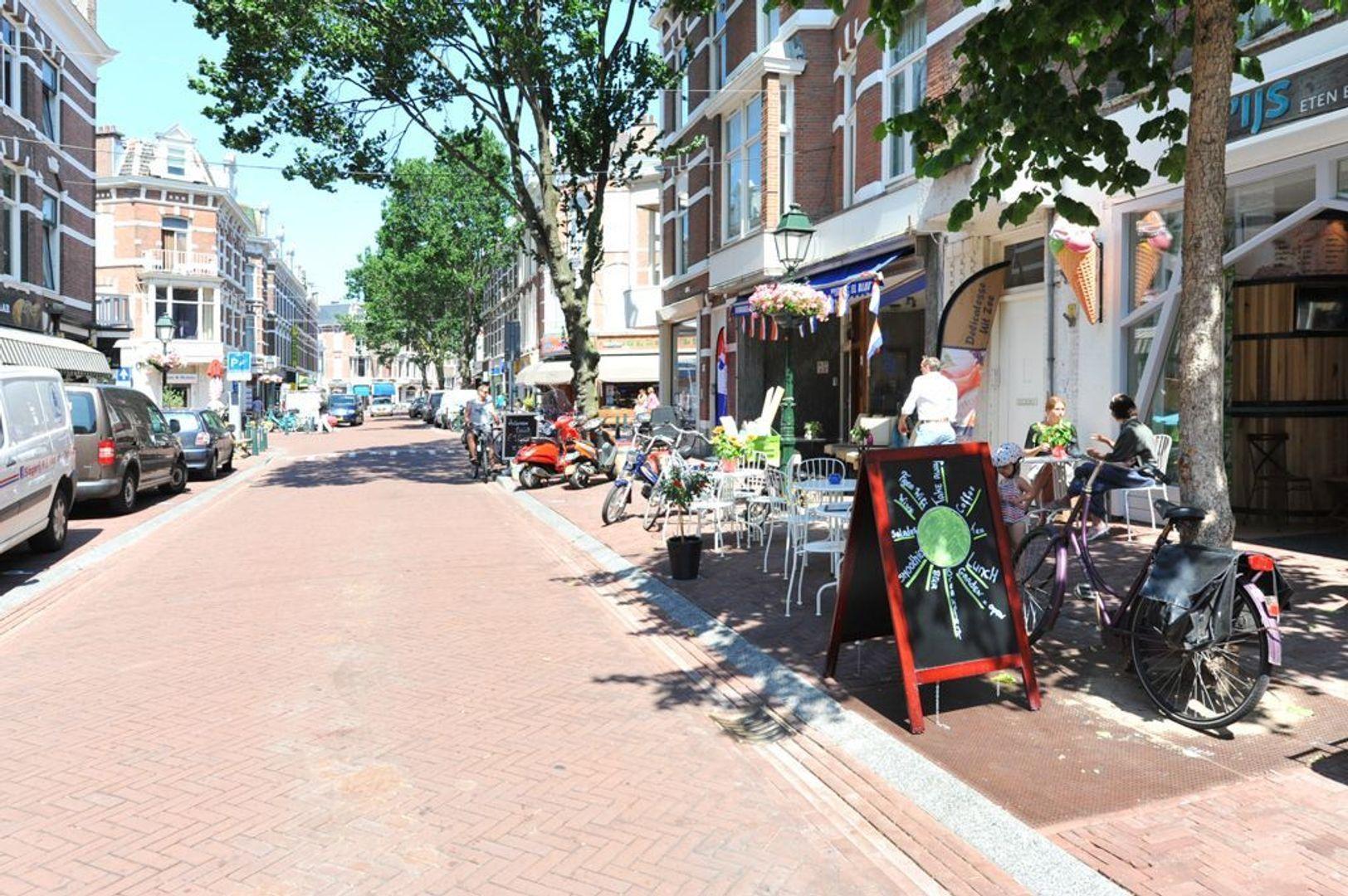 Obrechtstraat, Den Haag foto-43 blur