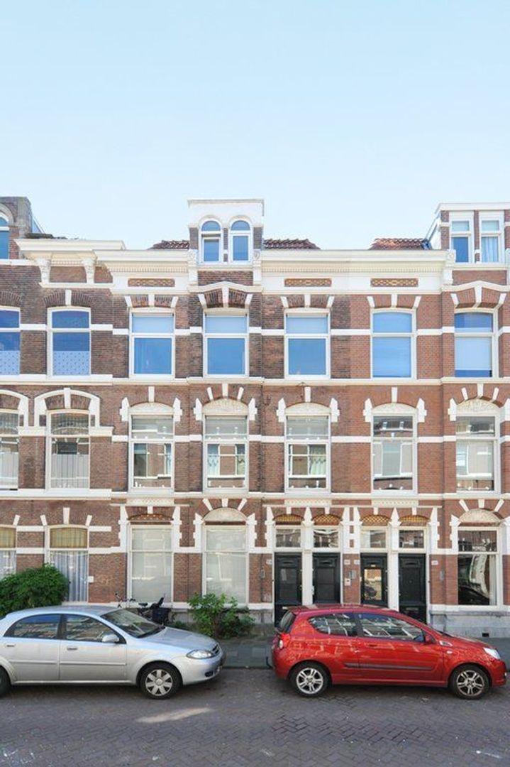 Obrechtstraat, Den Haag foto-40 blur