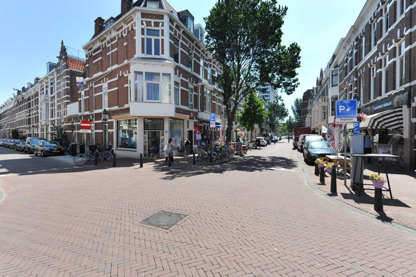 Obrechtstraat, Den Haag foto-41 blur