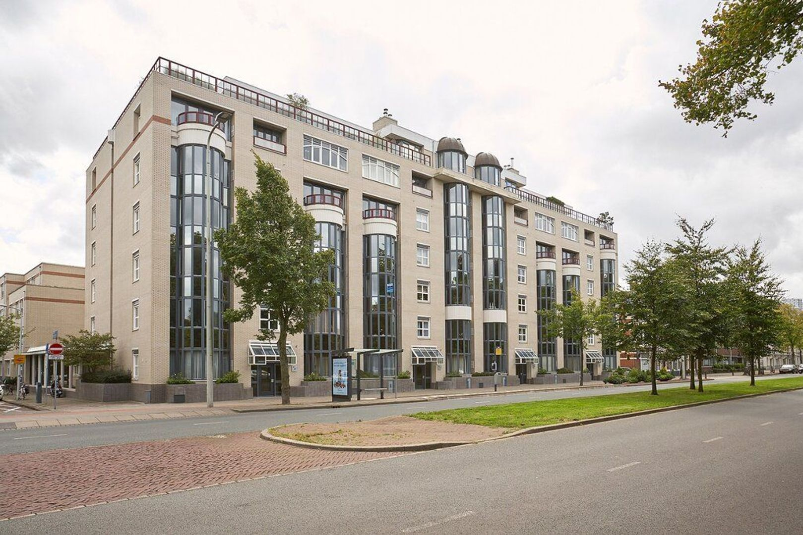 Bezuidenhoutseweg, Den Haag foto-4 blur