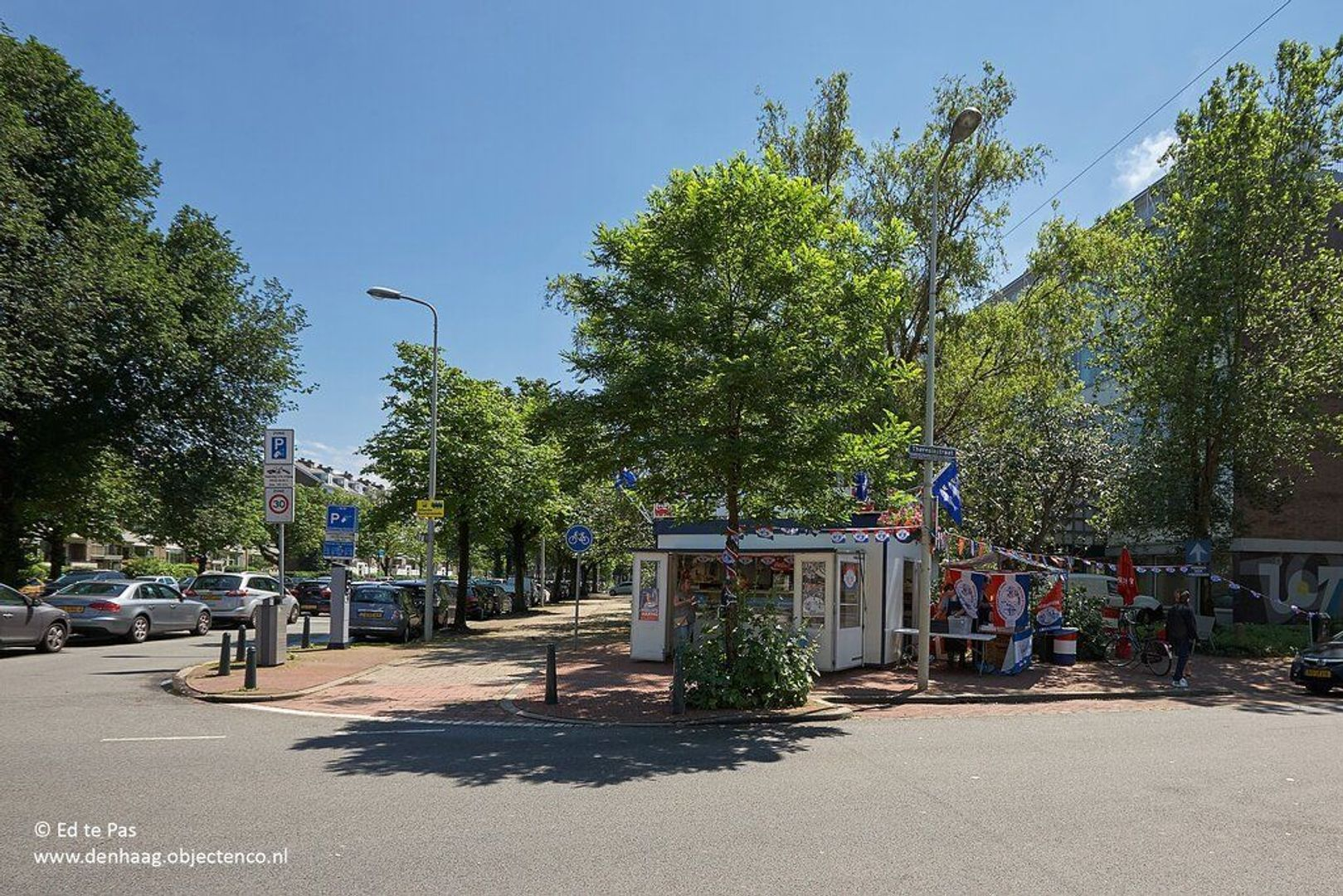 Bezuidenhoutseweg, Den Haag foto-32 blur