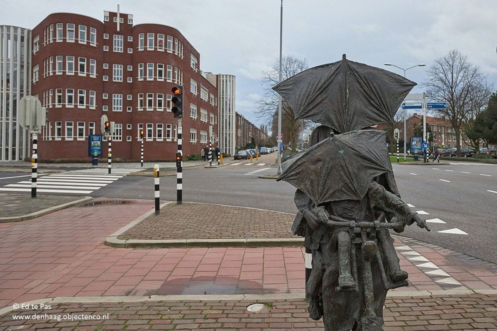 Prins Bernhardlaan, Voorburg foto-22 blur