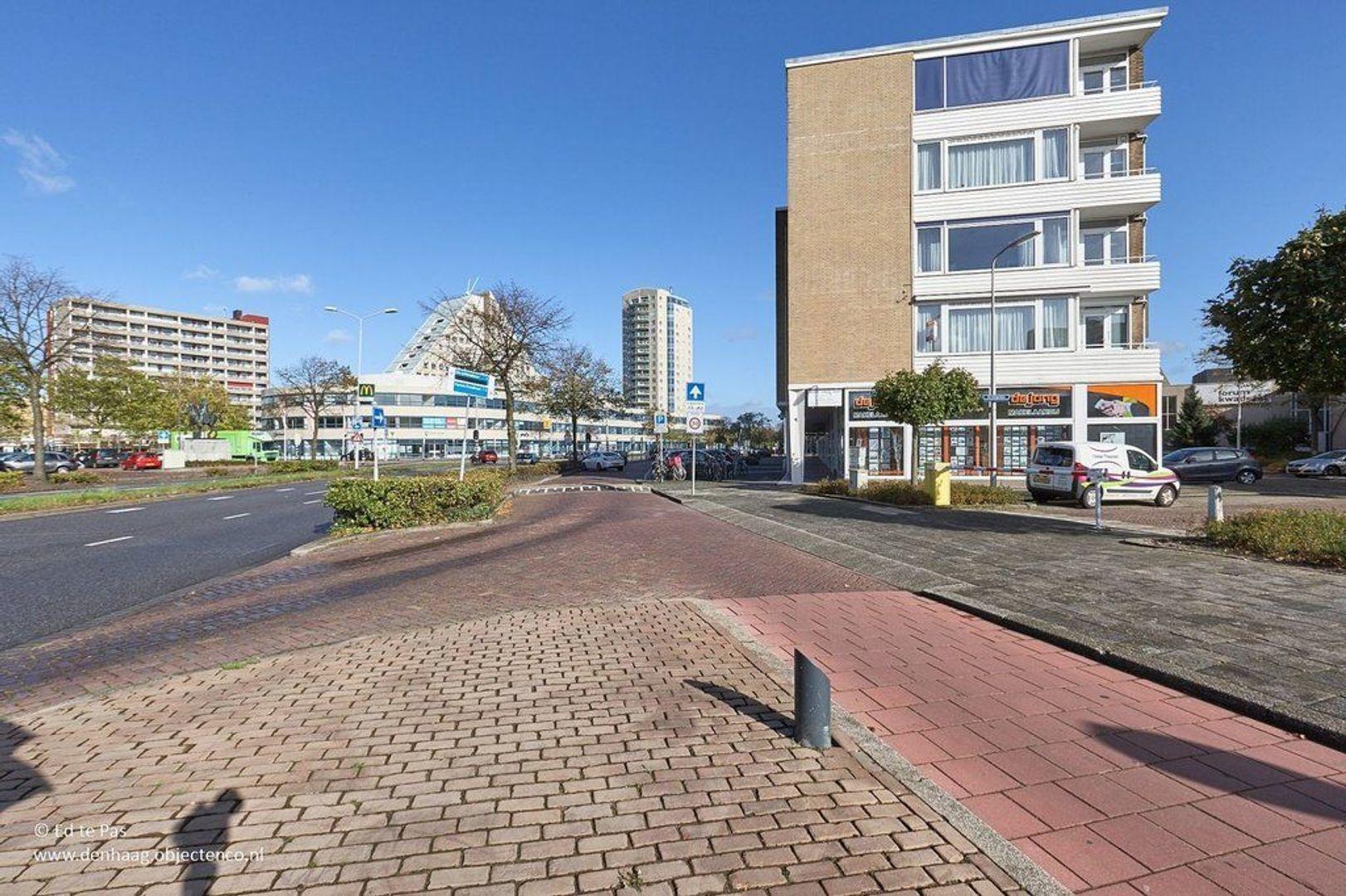 Prins Bernhardlaan, Voorburg foto-17 blur