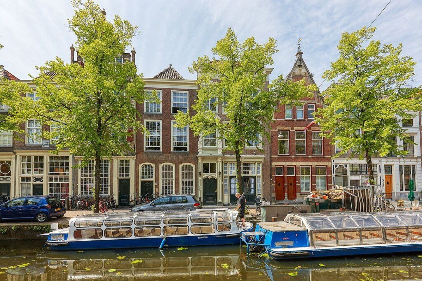 Koornmarkt, Delft foto-13 blur
