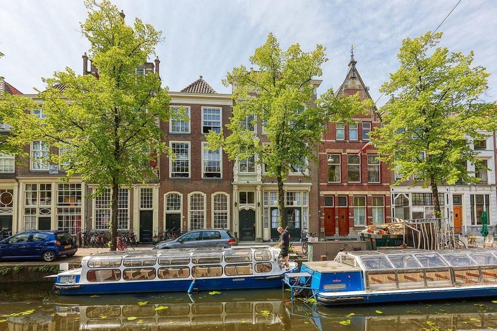 Koornmarkt, Delft foto-12 blur