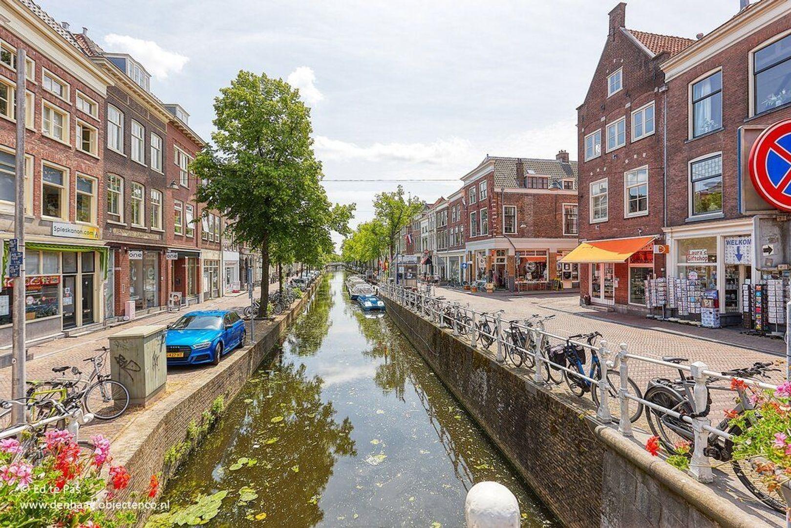Koornmarkt, Delft foto-18 blur