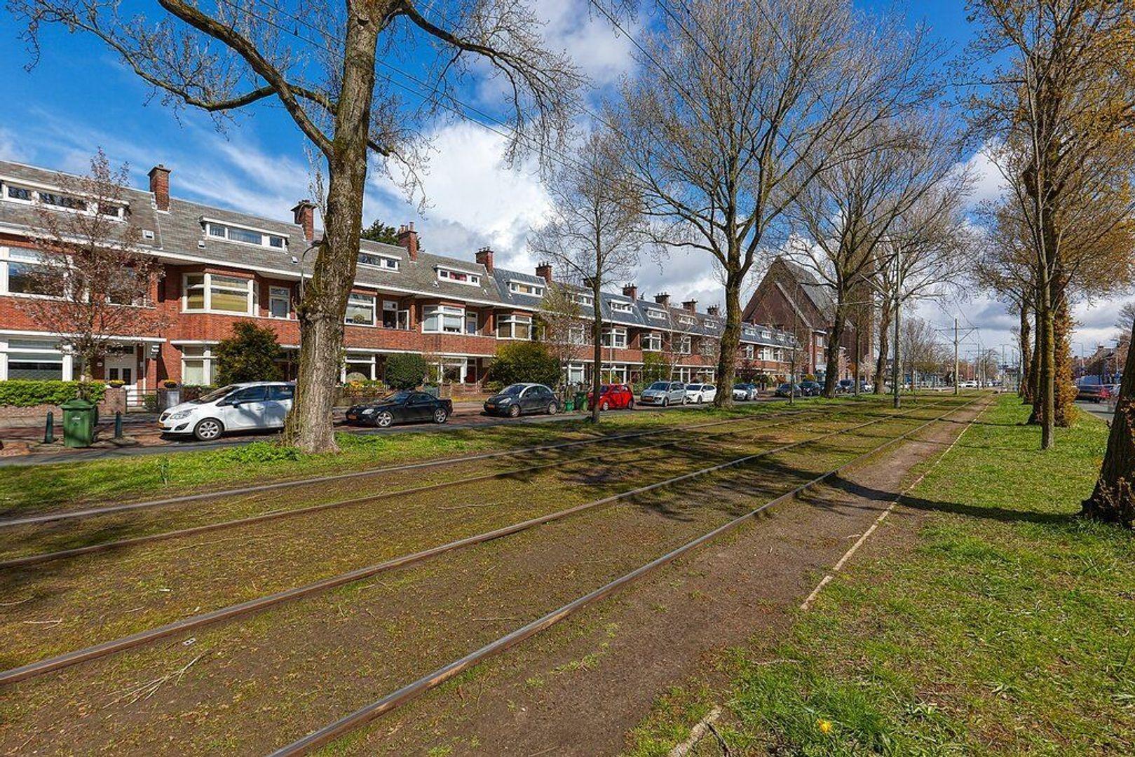 Laan van Meerdervoort, Den Haag foto-19 blur
