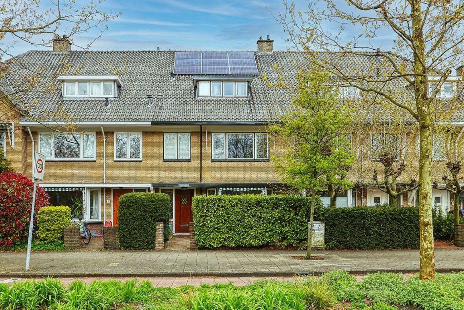 Van Oldenbarneveltweg, Wassenaar foto-0 blur