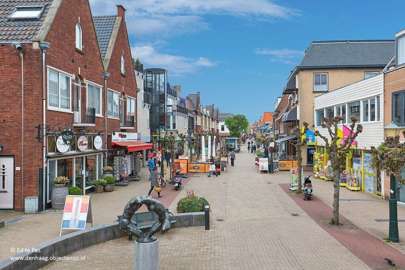 Van Oldenbarneveltweg, Wassenaar foto-35 blur