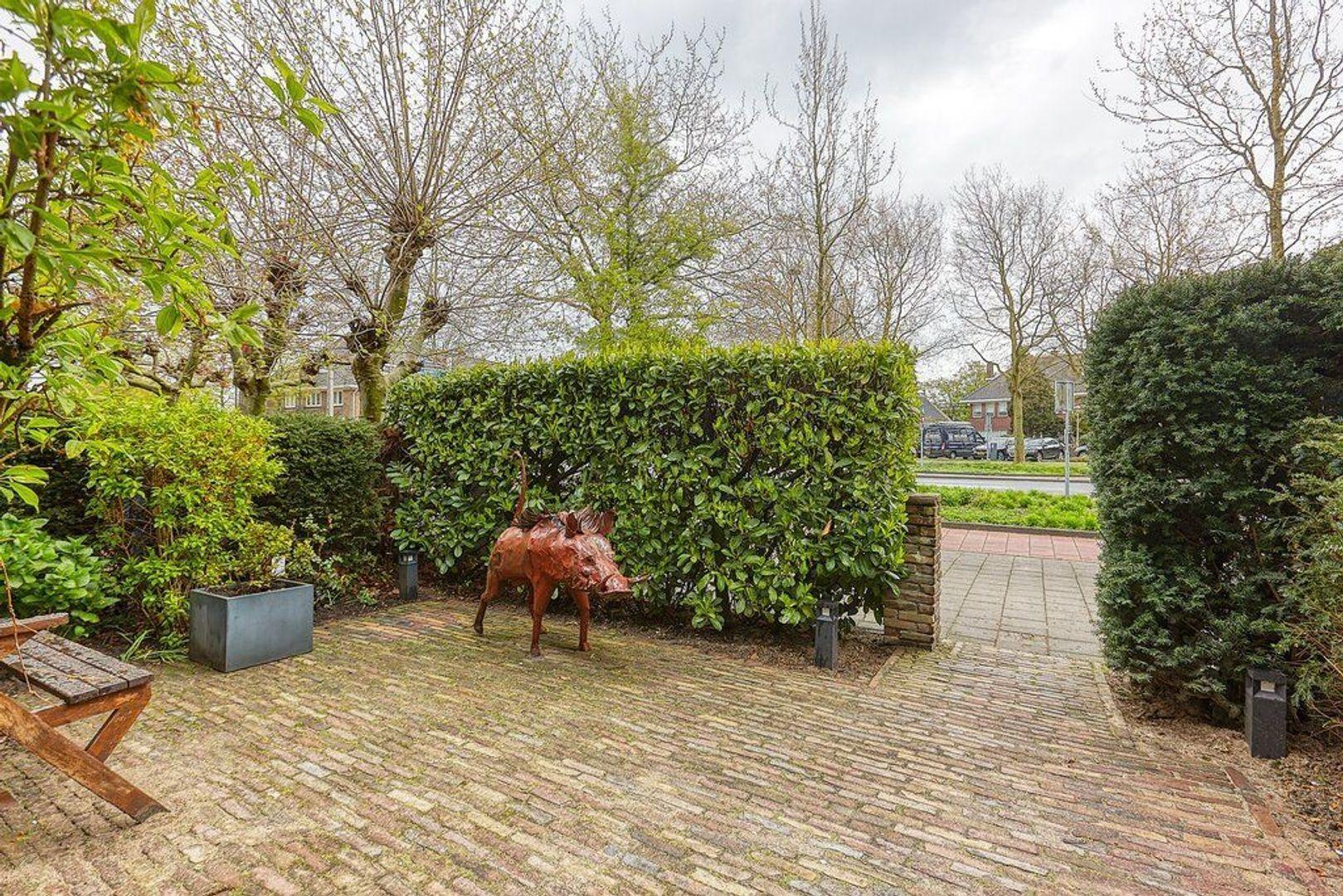 Van Oldenbarneveltweg, Wassenaar foto-33 blur