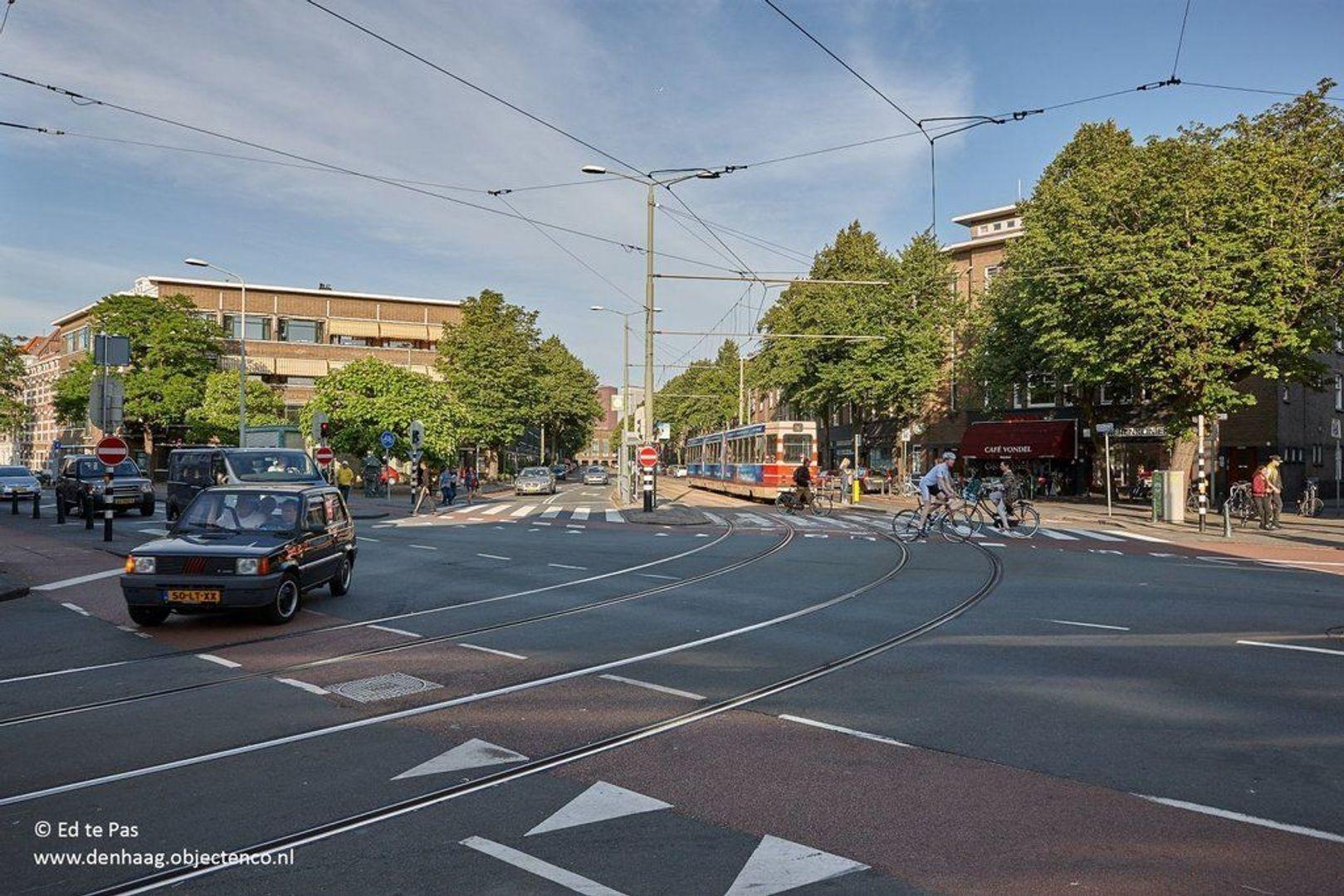 Vondelstraat, Den Haag foto-30 blur