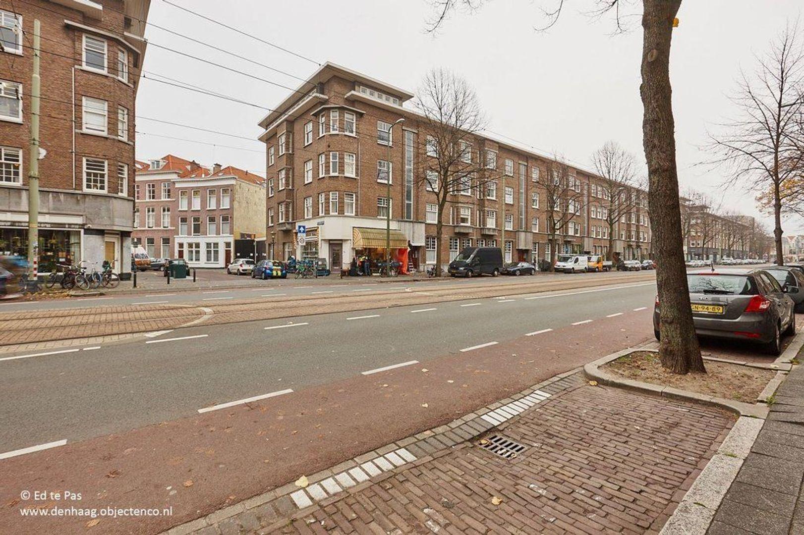 Vondelstraat, Den Haag foto-28 blur
