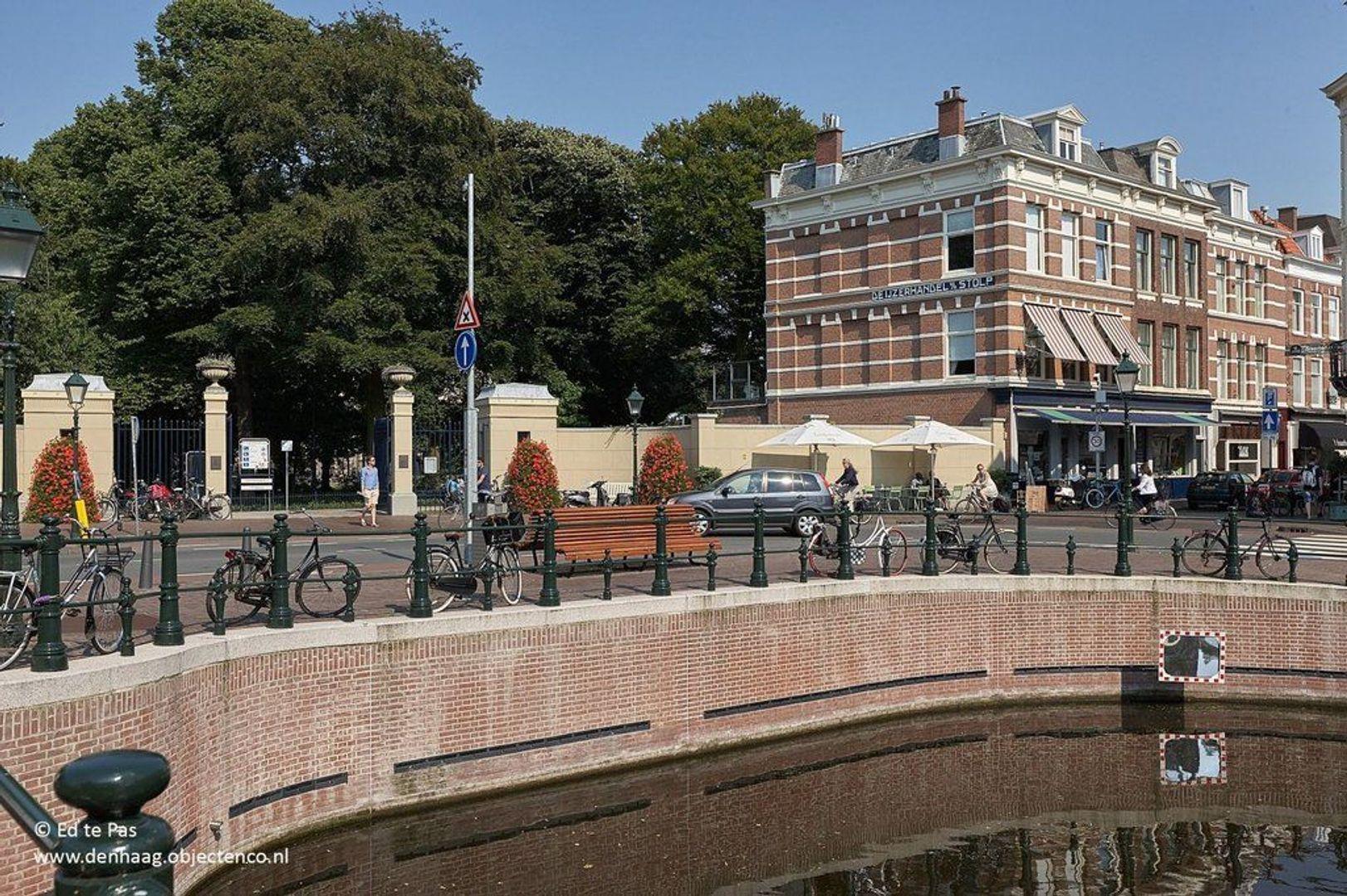 Vondelstraat, Den Haag foto-32 blur