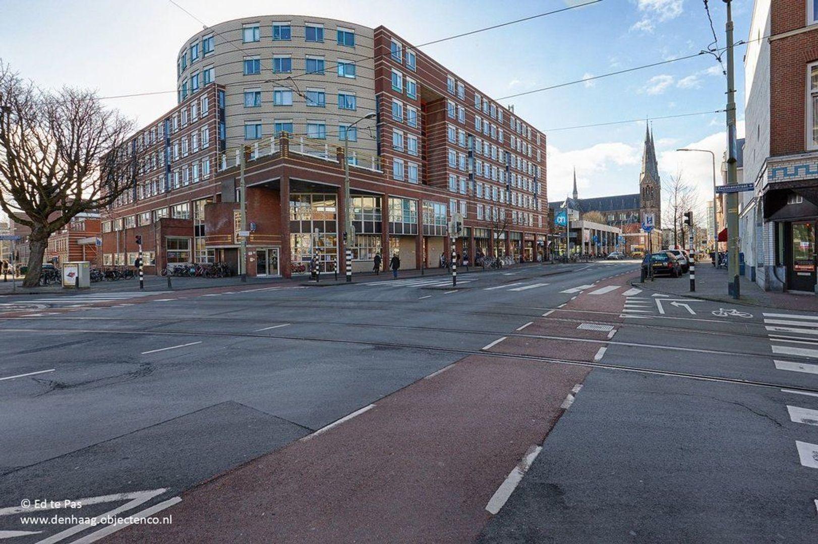 Vondelstraat, Den Haag foto-33 blur