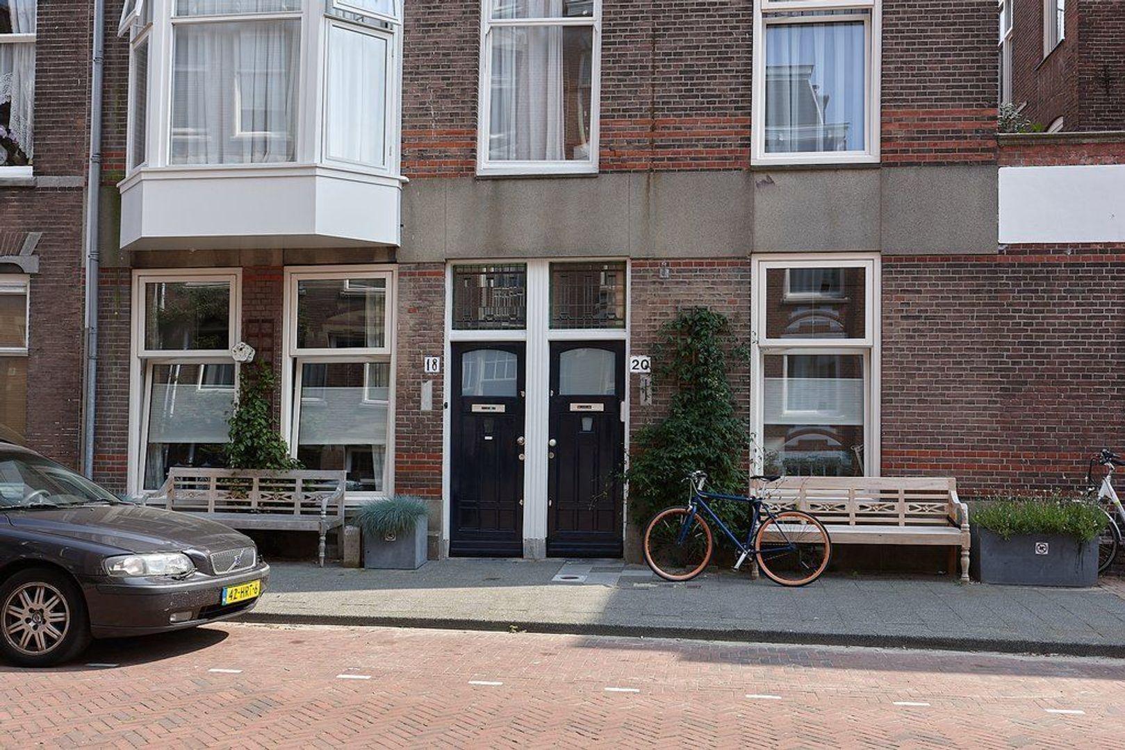 Van Loostraat, Den Haag foto-19 blur