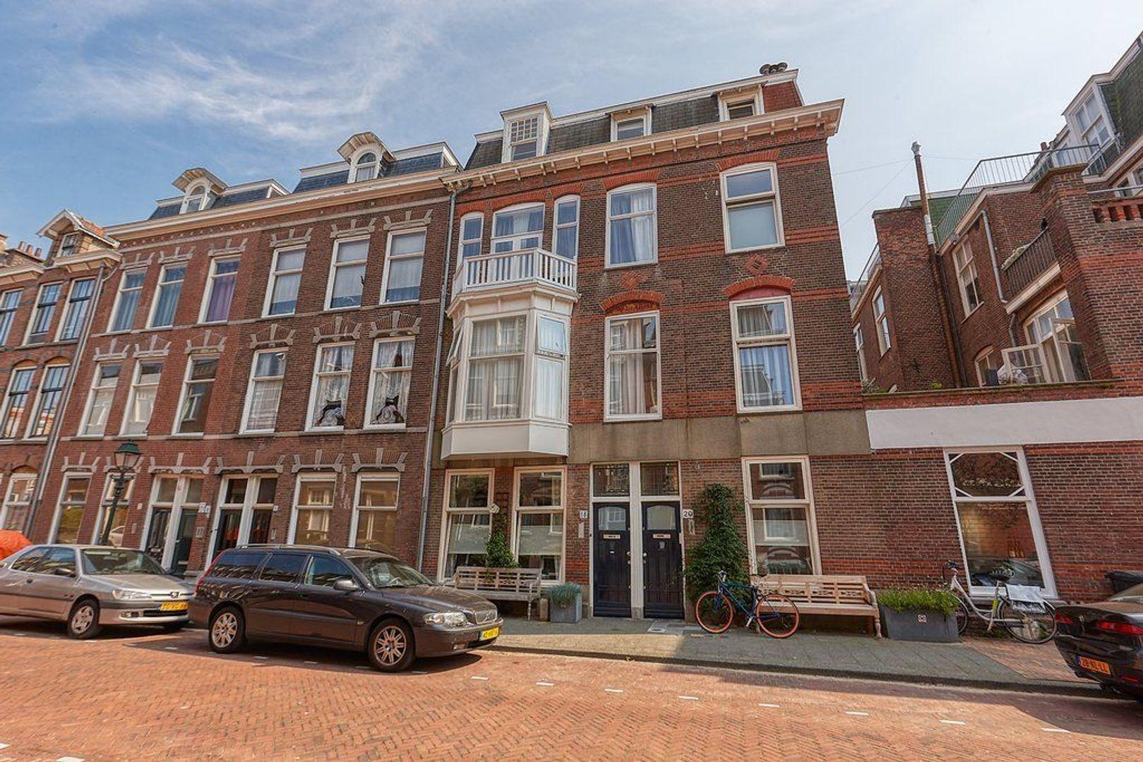 Van Loostraat, Den Haag foto-18 blur