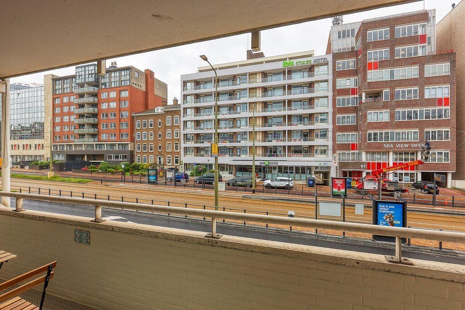 Kruismast, Den Haag foto-9 blur