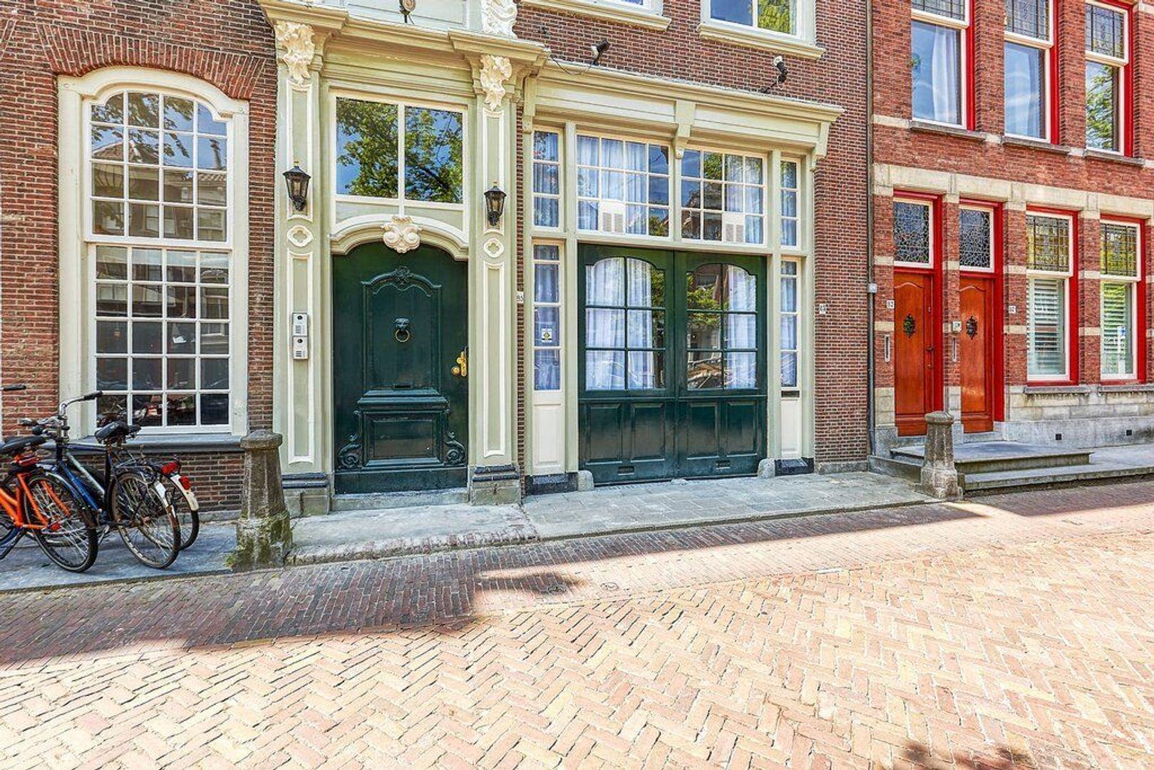 Koornmarkt, Delft foto-2 blur
