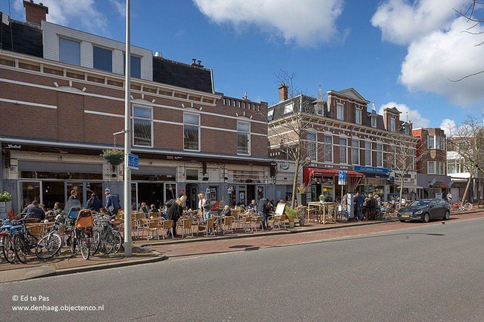 Helenastraat, Den Haag foto-20 blur