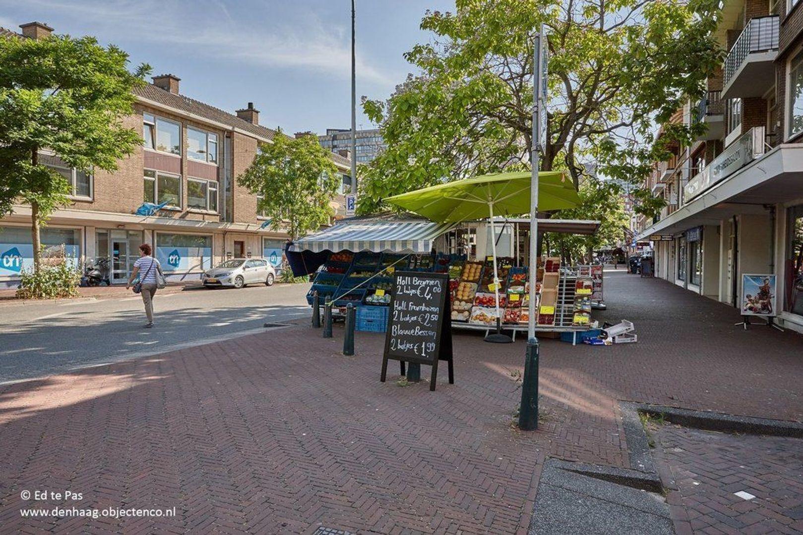 Helenastraat, Den Haag foto-22 blur