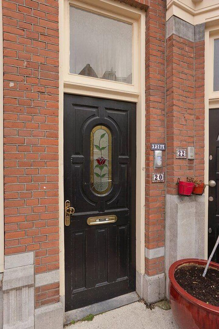 Jacob Gillesstraat, Den Haag foto-26 blur