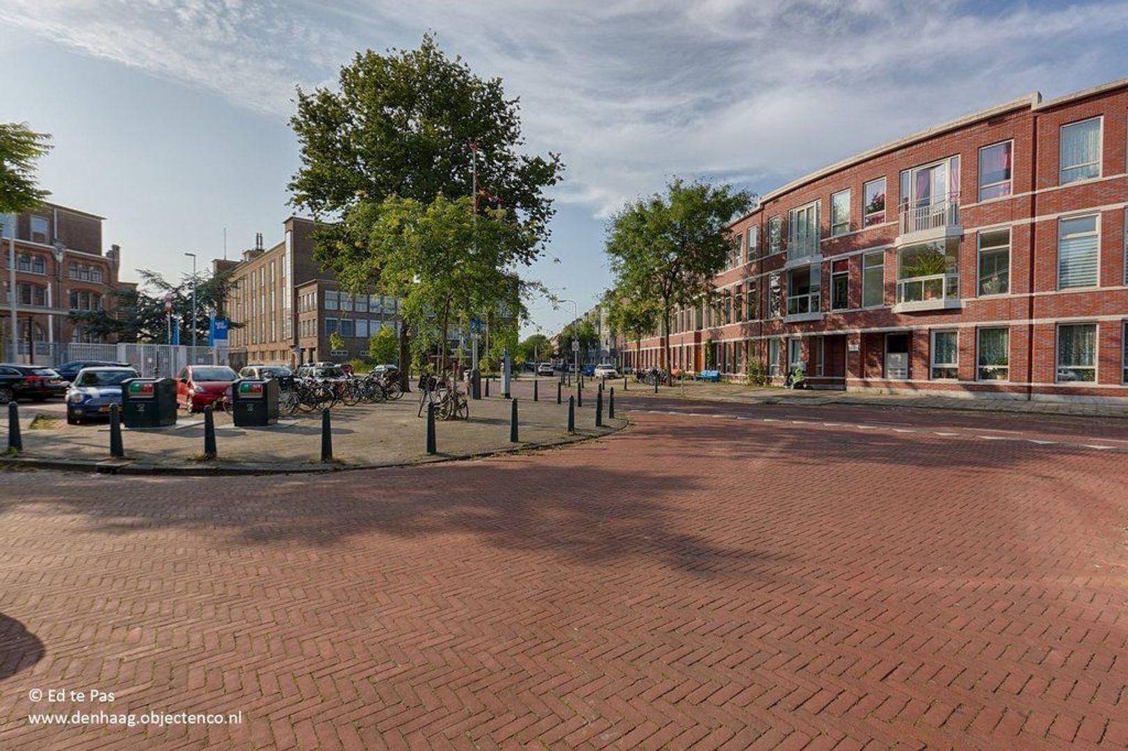 Joseph Ledelstraat, Den Haag foto-19 blur