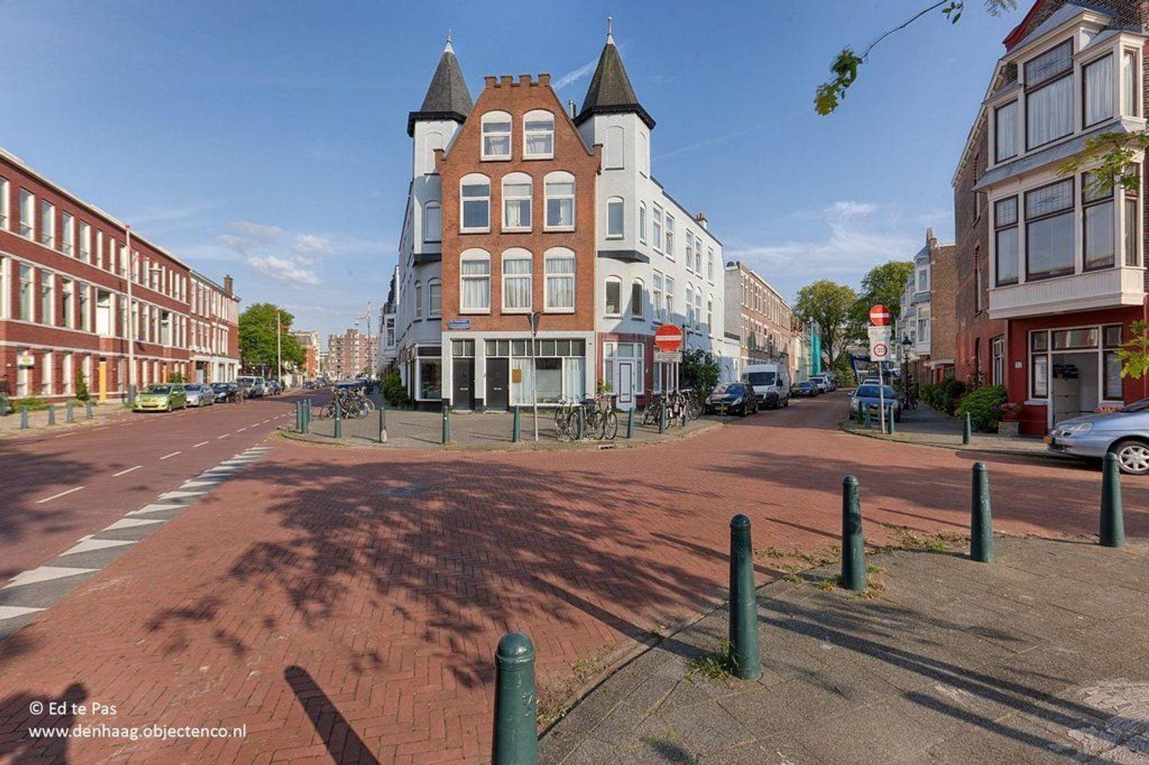 Joseph Ledelstraat, Den Haag foto-20 blur